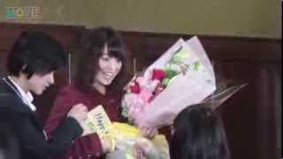 【ゆるコレ】北乃きい、誕生日前にファンからのたくさんのお祝いに笑顔
