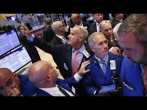 Νευρικότητα στις αγορές οκτώ μέρες πριν τις εκλογές στις ΗΠΑ – markets