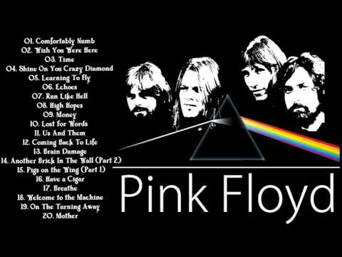 Great Pink Floyd   Selection of Great Musical Moments (видео)