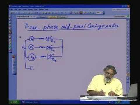 Vortrag - 3 Controlled Rectifier Part - II (dreiphasig)