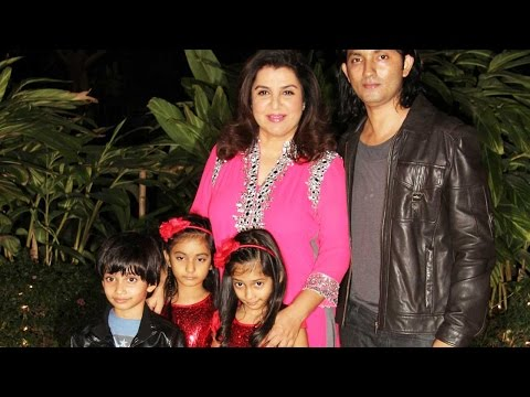 Farah Khan's Star Studded 50th Birthday Bash