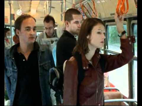 Kommissar Rex_2008-05-05_06 ++ Cadillac ++ Wien ++ Straßenbahn