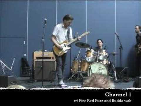 Mad Professor MP101 demo at Fuzz Guitar Show 2008