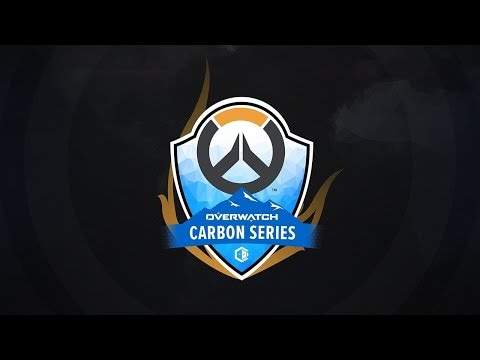 Overwatch Carbon Series 2017  Overwatch Competitive Gameplay    Overwatch Esports