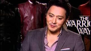 Video Interview with director Jang Dong Gun for The Warriors Way MP3, 3GP, MP4, WEBM, AVI, FLV Oktober 2017