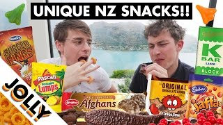 Today, we tried some jolly snacks exclusive to New Zealand, in beautiful Queenstown! ANZAC (1915) We Will Remember Them...