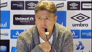 Grêmio enfrenta o vitória em Salvador e viaja com desfalques importantes. #JornaldaPampa