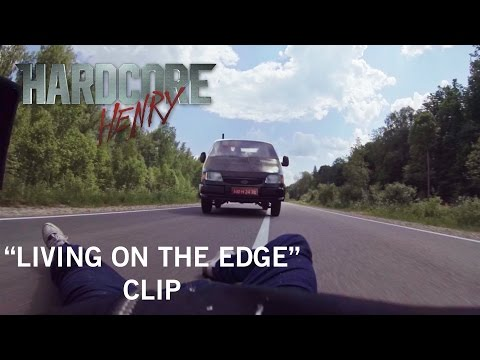 Hardcore Henry (Clip 'Living on the Edge')