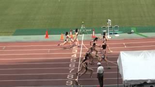 関東・関西IC女子100m比較