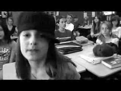 4th Grader Raps about Place Value
