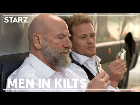 Men in Kilts | Official Trailer | STARZ