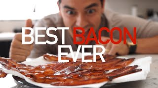 Easiest Way to Cook Bacon (no clean up or splatter) Subscribe 4 Food-   http://www.youtube.com/benjimantv Follow my Instagram-...