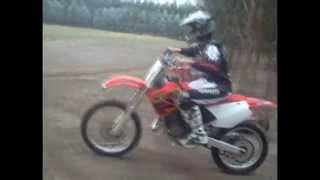 9. My Honda Cr125r 2000