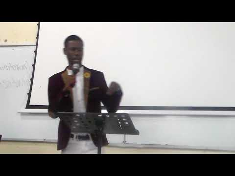 Word of God by Fumani part 1