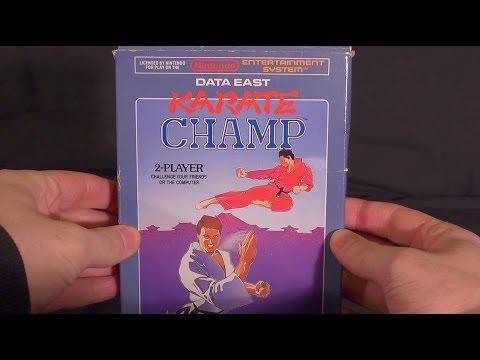 karate champ nes controls