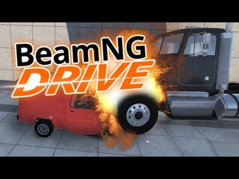 ЭКШН КРУЧЕ ФОРСАЖА 8 - BeamNG.Drive