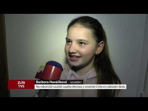 TVS: Deník TVS 21. 2. 2019