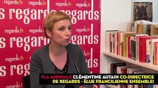 Video C. Autain : « Nous devons être conquérants dans les urnes, le débat d'idées et sur le front social» MP3, 3GP, MP4, WEBM, AVI, FLV Mei 2017
