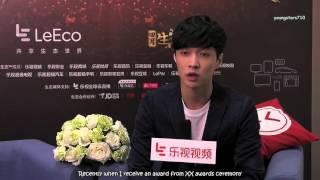 Download Lagu [ENGSUB] Yixing doesn't dare to show his love for Sun Hong Lei - Yixing  LeShi interview Mp3