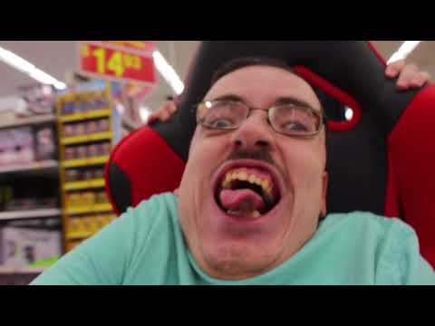 BUYING A VIDEO GAME WITH MY CHAIR 💺 - Ricky Berwick
