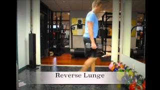Exercise Index: Reverse Lunge