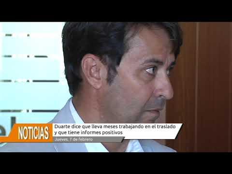 Resultado de imagen de Duarte confirma que tiene informes positivos para celebrar el concurso de murgas en el Parque
