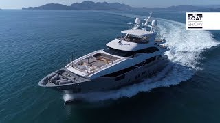 Video [ITA] BENETTI FAST 125 - ROLLS ROYCE AZIPULL - The Boat Show download in MP3, 3GP, MP4, WEBM, AVI, FLV January 2017