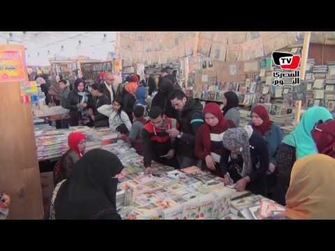 «المصرية للكتاب» تنظم خيمة مخفضة لجميع أنواع الكتب بـ«المعرض»