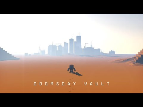 Make like WALL•E in latest Apple Arcade game 'Doomsday Vault'