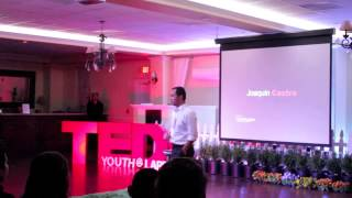 Joaquin (TX) United States  city photos gallery : Creating an Infrastructure of Opportunity: Joaquin Castro at TEDxYouth@Laredo