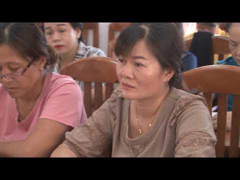 Hội LHPN TP. Quy Nhơn tổ chức bồi dưỡng lý luận chính trị và nghiệp vụ công tác Hội cho cán bộ hội phụ nữ cơ sở năm 2019