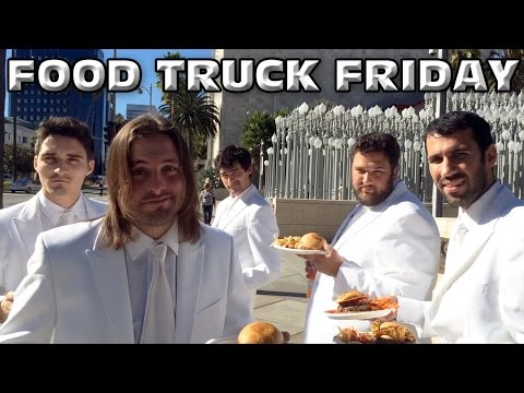 GENTLEMAN UP - FOOD TRUCK FRIDAY