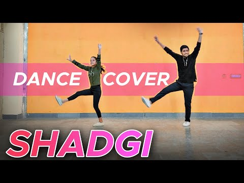 SHADGI - Parmish Verma Dance Video | SHADGI Song Dance Cover | Latest Punjabi songs 2020