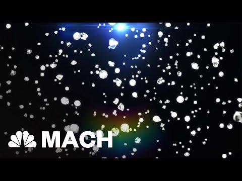 It Rains Diamonds In Space On Neptune and Uranus | Mach | NBC News