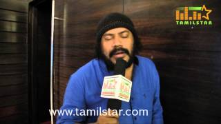 Joe Malloori Speaks at Mosakkutty Movie Audio Launch