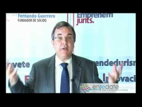 D. Fernando Guerrero, Fundador de SolidQ