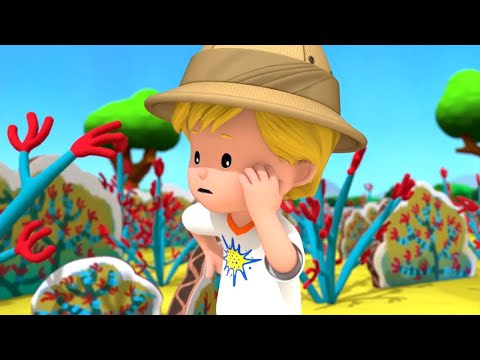 Fisher Price Little People ⭐Itching for Trouble ⭐New Season! ⭐Full Episodes HD ⭐Cartoons for Kids