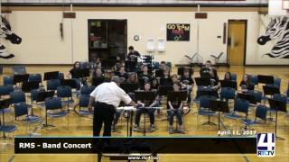 Rochester Middle School Band Concert