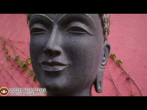 Meditating Garden Buddha Sculpture 61