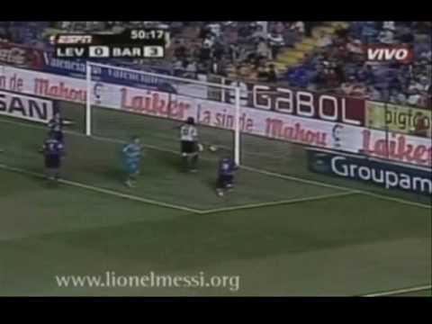 Lionel Messi - la segunda parte de su historia