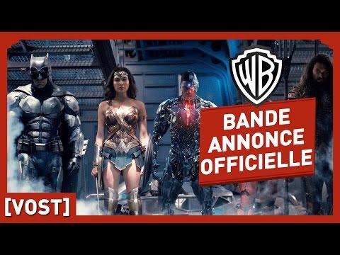 Justice League - Bande Annonce Officielle (VOST)