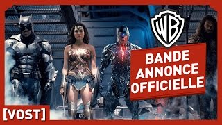 Justice League - Bande-annonce VO