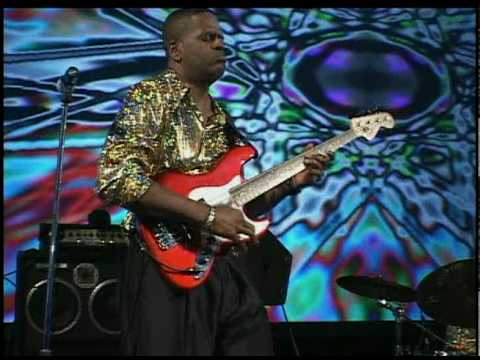 Lawrence Hightower - bass solo - BrickHouse Show Band