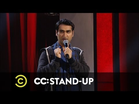 Kumail Nanjiani on *Call of Duty*