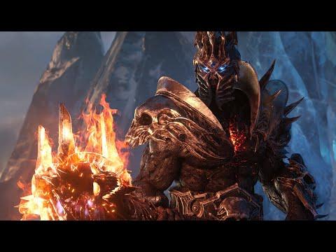 Filmato diWorld of Warcraft: Shadowlands