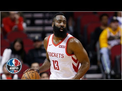 Video: James Harden's 32 points, Clint Capela's 31, lead Rockets past Nuggets | NBA Highlights