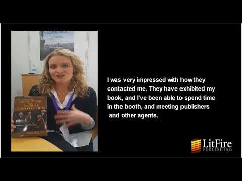 Interview with Author Jenna Ellis by LitFire Publishing