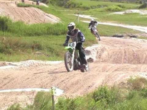 2003 KX125 Motocross – Mulberry, Florida