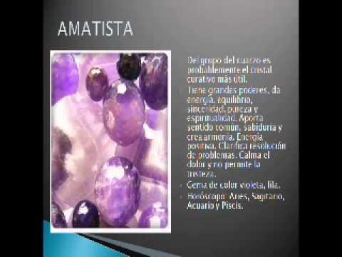 Search results amatista significado de la piedra youtube for Significado de las piedras
