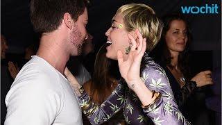 Miley Cyrus and Patrick Schwarzenegger Ring in 2015 With Newly Engaged Sofía Vergara and Joe Mangani